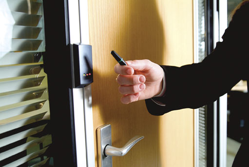 Access Control Systems | ENQWEST